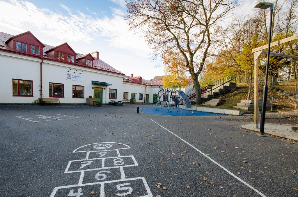 Noblaskolan Järla Sjö